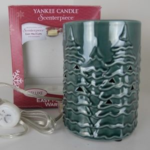 Yankee Candle Scenterpiece Easy MeltCup Warmer